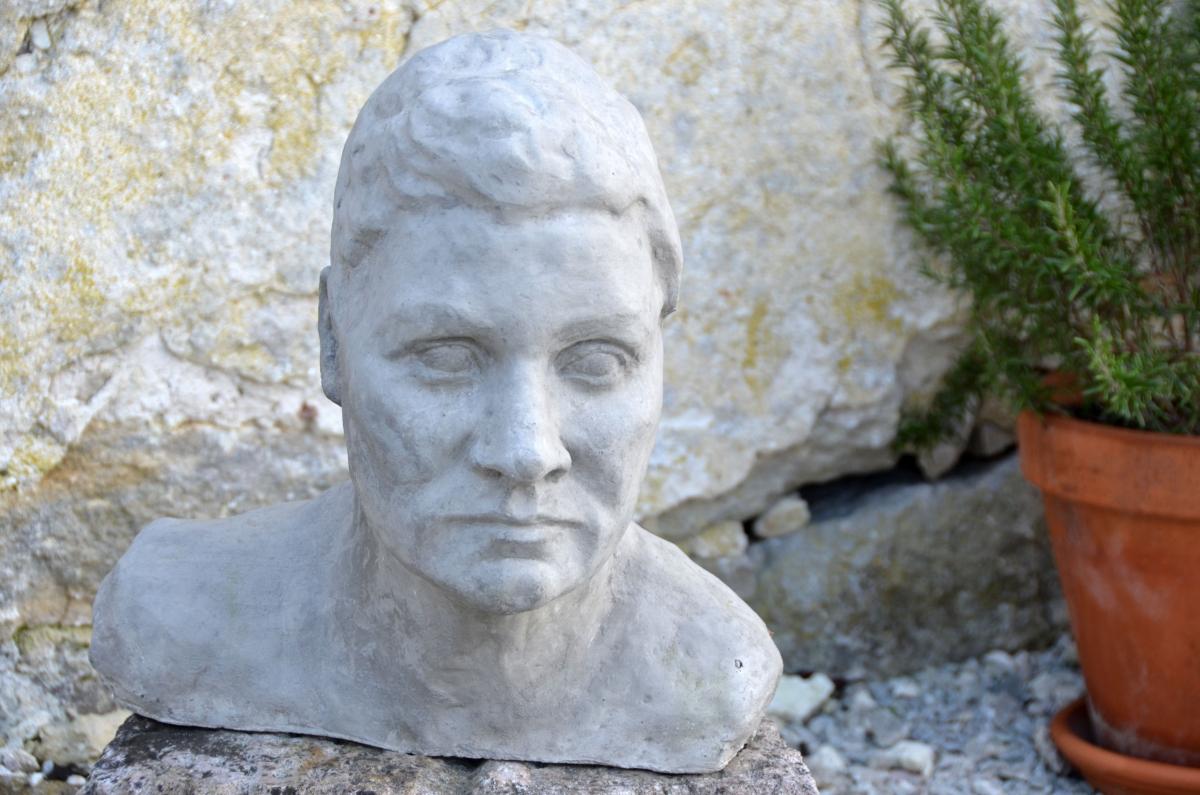 Skulptur Kristin