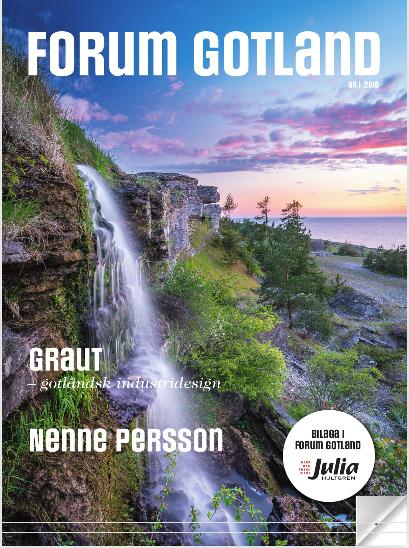 Forum Gotland första sida